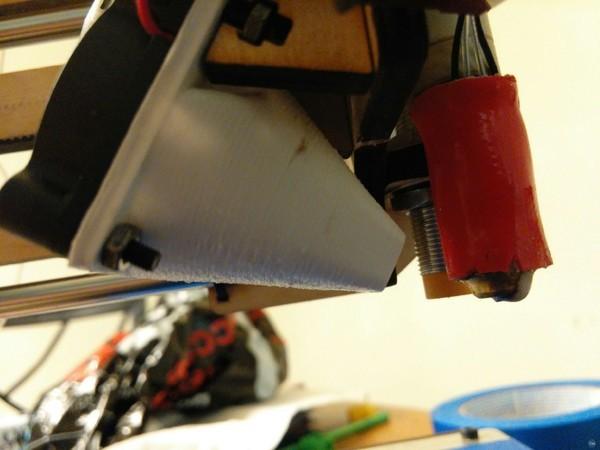 Fan Shroud for the Maker's Kit 1405