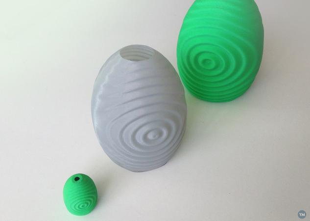 Ripple Vase 1