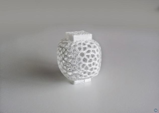Voronoi Wind Vase 1
