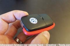 Volkswagen Broken Car Remote Hack  By Ct3 D.Xyz  V01