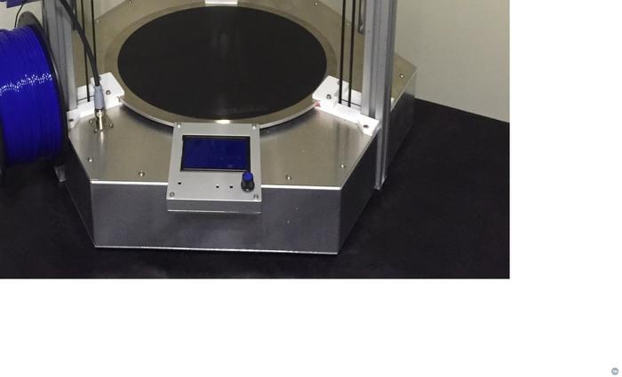 Spatial One - 3D Delta Printer