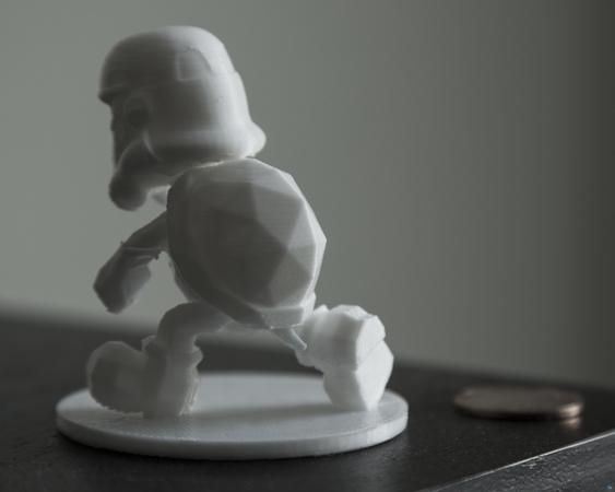 Stormtroopa (Stormtrooper + Koopa Troopa Statue)