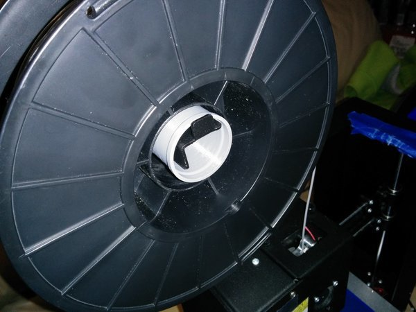 Printrbot Play Filament Spool Spacer