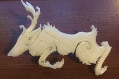 Stag Drawer Handle