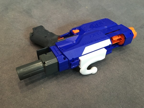 Nerf Retaliator Bolt Handle