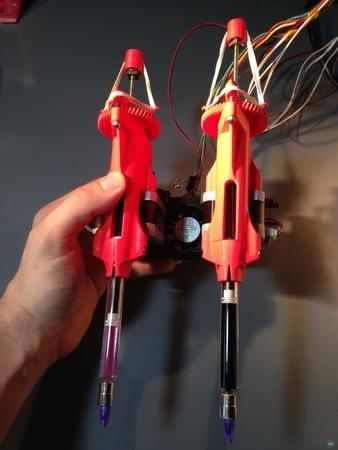 Replistruder Syringe Pump Extruder