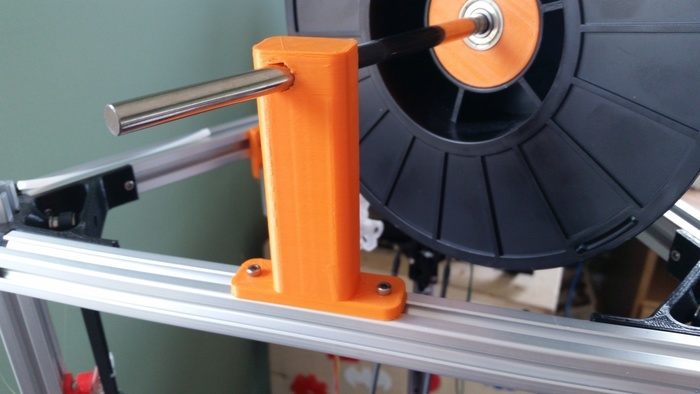 Kossel 2020 spool holder