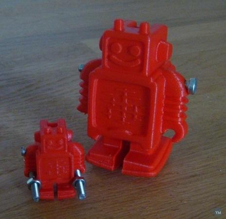 UltiRobot Happy Walker