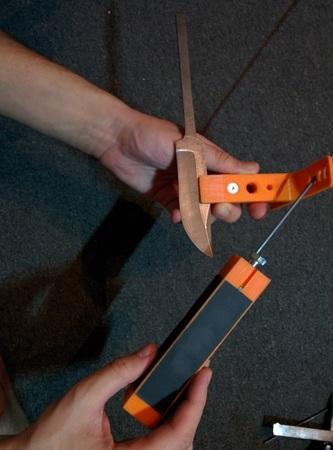 Knife Sharpener System