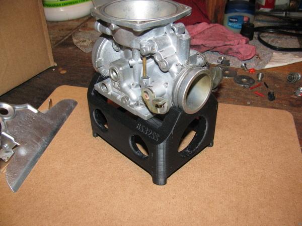 Mikuni Carburetor Jig