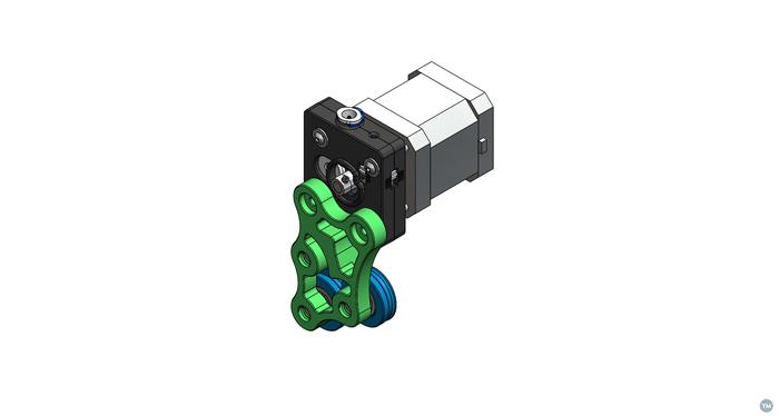 UM2 Filament Straightener