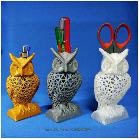 Owl Pen Holder / Tools Holder