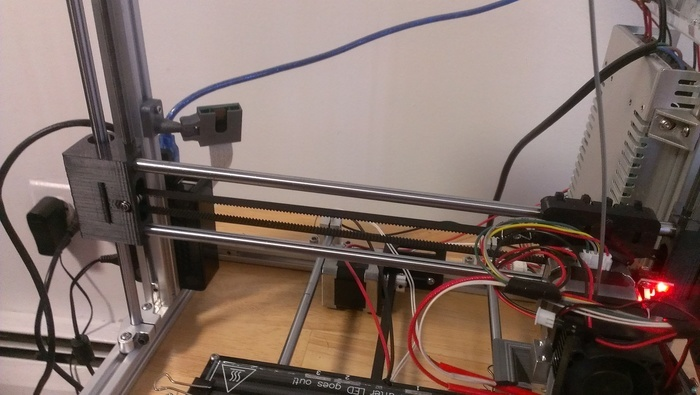 Raspberry Pi Camera Mount for 2020 Extrusions