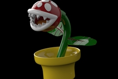 Mario Flycatcher Thingy