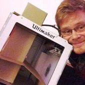 Span2 ultimaker2 unboxing