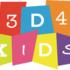 Span1 3d4kids logo