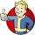 Mini vault boy dock icon by oloff3