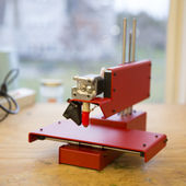 Printrbot Simple Filament Spool Holder- No Aluminum Handle
