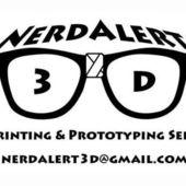 Span2 nerdalert3d logo