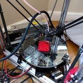 Kossel OpenBuild Mini Wheel Slider Carriage