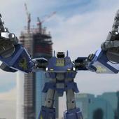 Span2 megas xlr giant robots