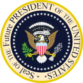 Span2 seal of the future president of the united states 512
