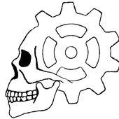 Span2 skull logo