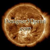 Span2 designer3dprintlogo