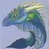 Span1 blue dragon