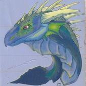 Span2 blue dragon