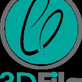 Suporte para carretel de 1,5kg 3D Fila