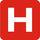Mini h logo