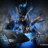 Span2 alienware mech